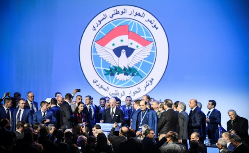 Syrie: Poutine et Erdogan
