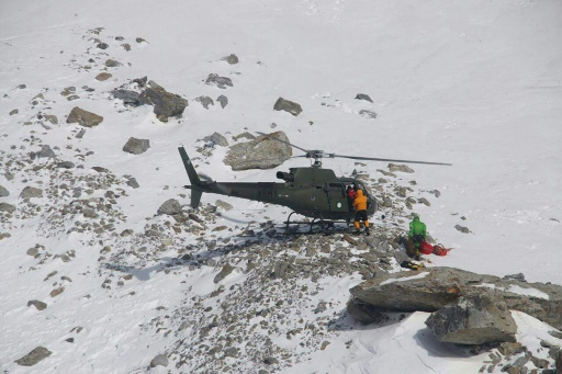 Sauvetage inédit dans l'Himalaya, un exploit des