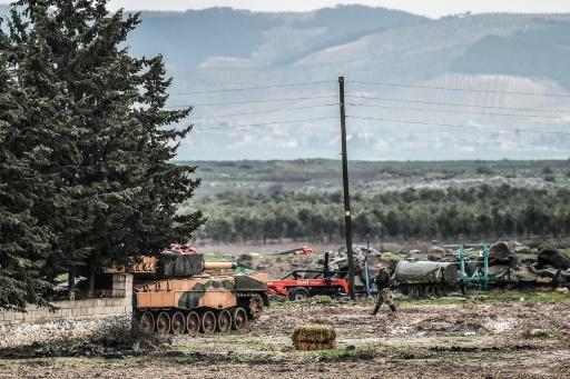 Turquie: une adolescente tuée par une  roquette tirée depuis la Syrie