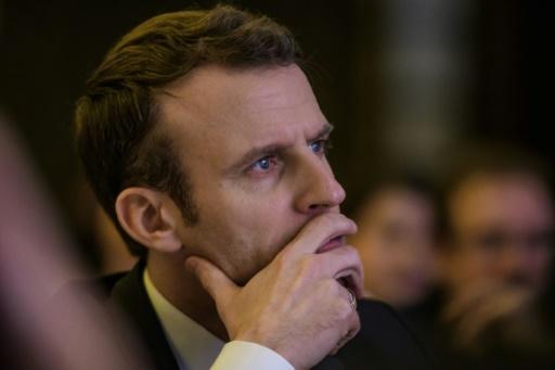 Kippa: pour Macron