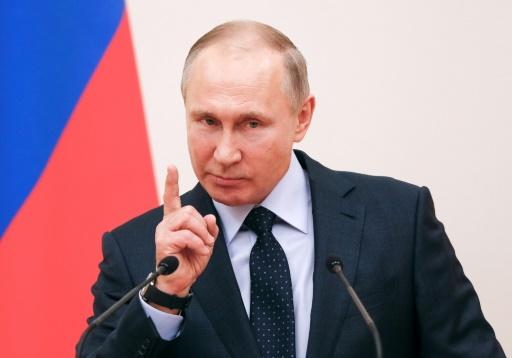 Dopage: Poutine juge