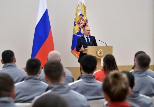 Dopage: la Russie va organiser une compétition pour les sportifs exclus des JO-2018