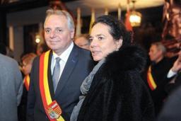 Le gouverneur de la Province de Liège Hervé Jamar héberge des migrants
