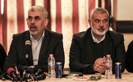 Le chef du Hamas Ismaïl Haniyeh sur la liste noire américaine des