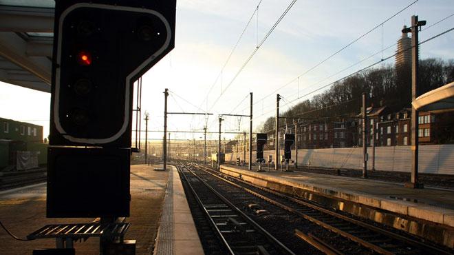 FIn des grosses perturbations ferroviaires en région liégeoise: les retards devraient se résorber petit à petit