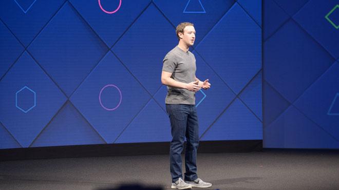Même si son personnel a augmenté de 47% en 2017, selon Mark Zuckerberg, l'année dernière a été difficile pour Facebook