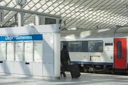 Fin des perturbations ferroviaires entre Ans et Liège
