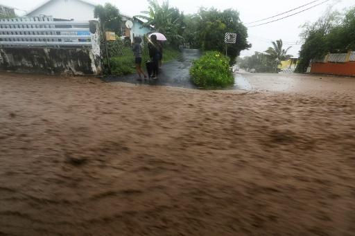 Reconnaissance de l'état de catastrophe naturelle à la Réunion après Berguitta
