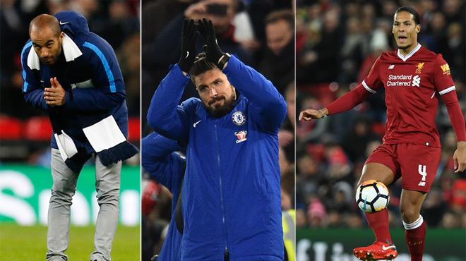 Les clubs anglais ont dépensé 490 millions d'euros cet hiver