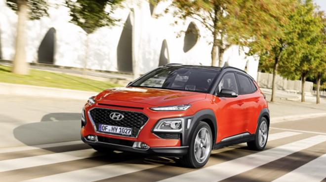 Essai Hyundai Kona: le SUV pétillant