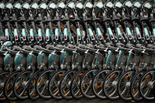 Nouveau Vélib': 200 stations et deux millions d'euros de pénalités