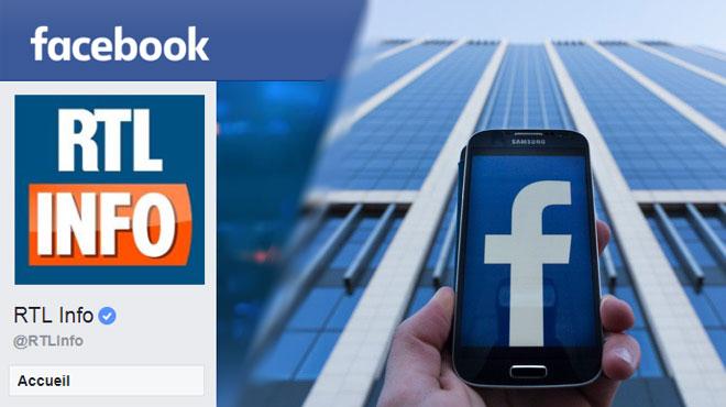 Comment suivre RTL info sur Facebook en trois étapes toutes simples