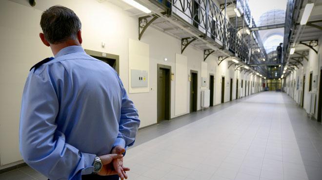 Les agents pénitentiaires haussent le ton: ils ont lancé une grève de 32 heures ce jeudi soir