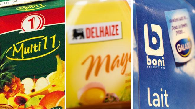 Bonne nouvelle pour notre santé, Colruyt, Delhaize et Carrefour ont fait disparaître 363 tonnes de sucre de leurs produits