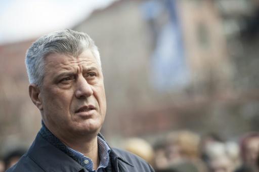 Kosovo: Thaçi veut