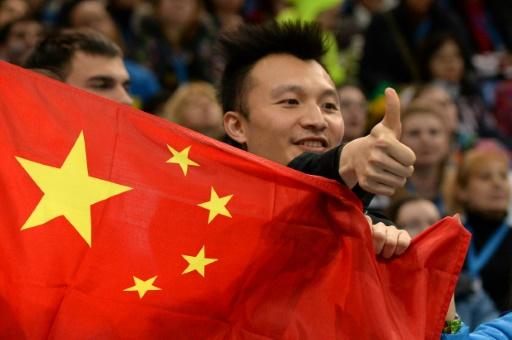 JO-2018: la Chine fait profil bas et prévoit des