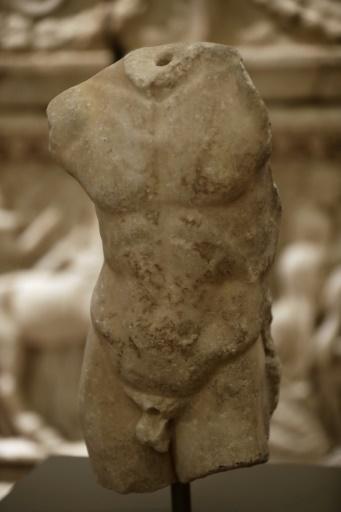 Le Liban marque le retour de cinq pièces d'antiquité volées durant la guerre