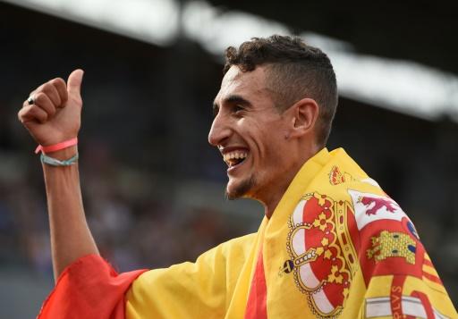 Dopage: Ilias Fifa, champion d'Europe du 5000 m, suspendu provisoirement