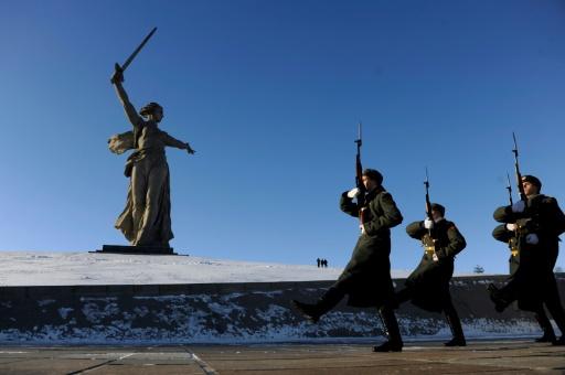 La Russie célèbre les 75 ans de son