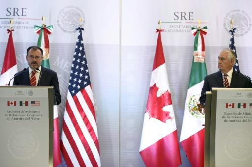 Mexique et Etats-Unis: vers plus de coopération contre le narcotrafic
