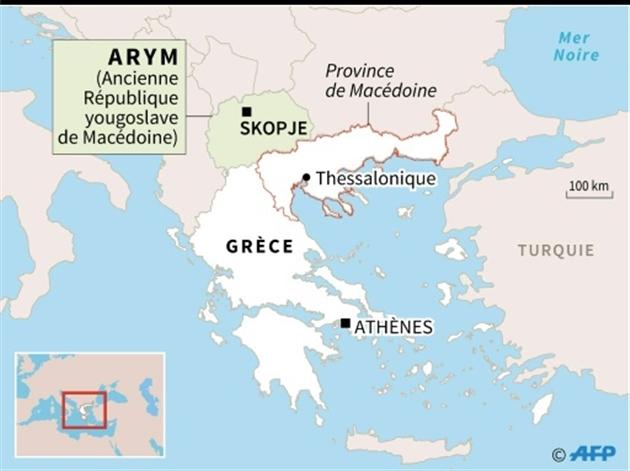 La Macédoine prête à des concessions sur son nom