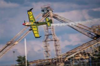 Course de voltige aérienne- 60 secondes démentielles pour les accrobates du ciel