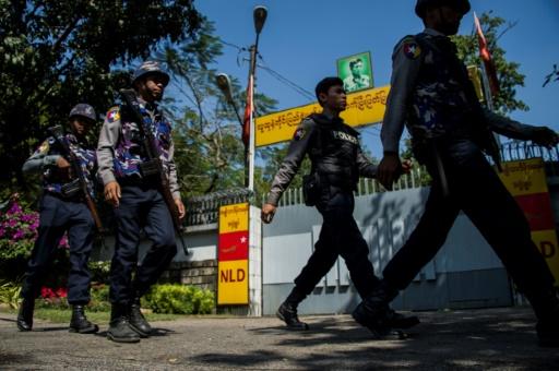 Birmanie: un suspect arrêté pour avoir attaqué la maison d'Aung San Suu Kyi
