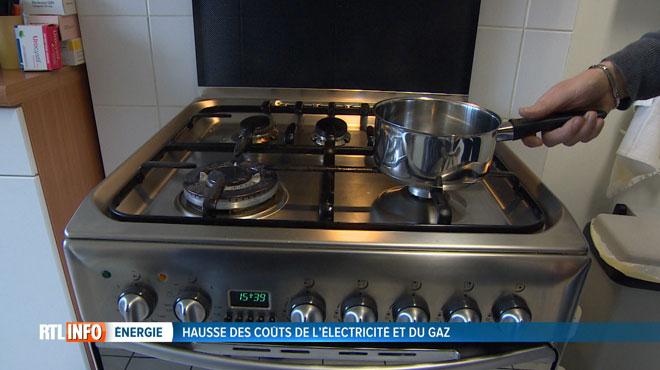 Electricité, gaz, mazout: la facture d'énergie des ménages belges va encore augmenter cette année