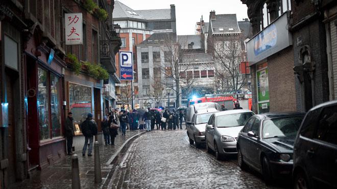 Emeutes du Carré à Liège:  un nouveau suspect interpellé ce samedi