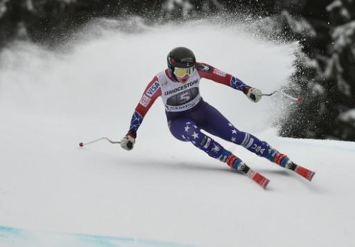 Ski: l'Américaine Wiles grièvement blessée à Garmisch