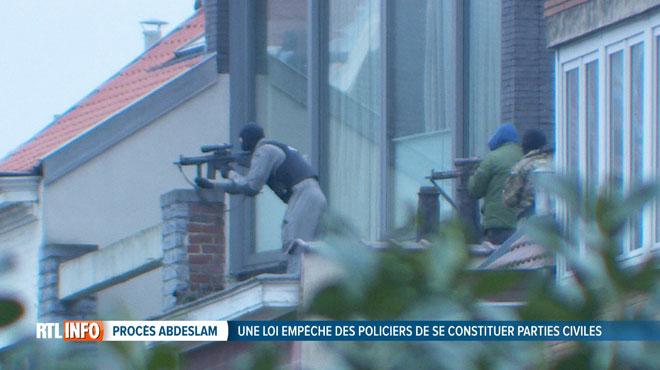 Des policiers blessés veulent témoigner contre Salah Abdeslam ET rester anonymes: pourquoi leur demande semble impossible à accepter?