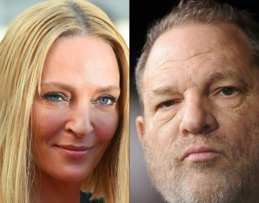 Uma Thurman agressée sexuellement par le producteur — Affaire Weinstein