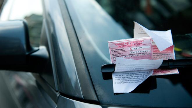 Les amendes pour mauvais stationnement vont augmenter dans les communes: voici pourquoi