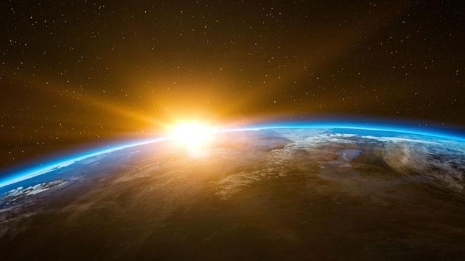 Un astéroïde d'un kilomètre de diamètre passera à proximité de la Terre ce dimanche: