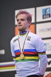 Mondiaux de cyclocross - L'Espoir Eli Iserbyt offre une deuxième médaille d'or à la Belgique