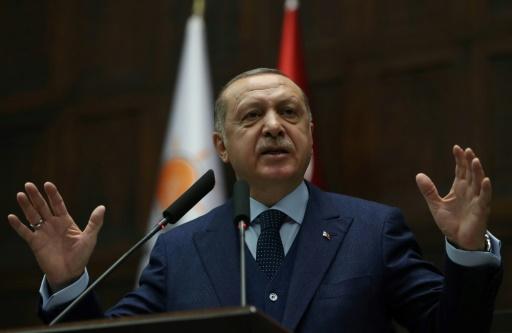 UE: Erdogan rejette toute option autre que