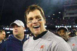 Tom Brady élu meilleur joueur de la NFL