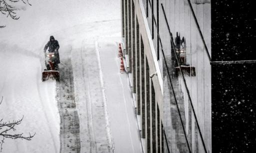 Tempête de neige record à Moscou: au moins un mort