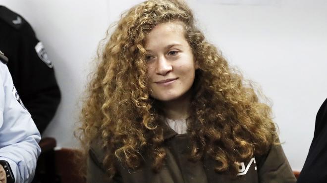 Nouveau report du procès de la jeune Palestinienne qui a frappé des soldats