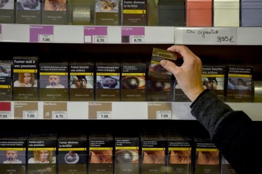 Au 1er mars, le paquet de cigarettes coûtera un euro de plus