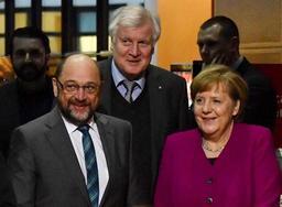 Elections législatives en Allemagne - Toujours pas d'accord gouvernemental, les pourparlers reprendront lundi