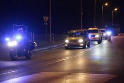 Salah Abdeslam a quitté sa prison française de Fleury-Mérogis pour être jugé en Belgique-2