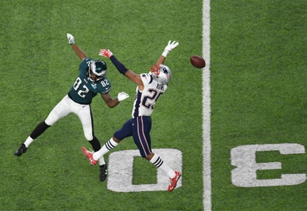 Tous les records de l'exploit des Eagles face aux Patriots — Superbowl
