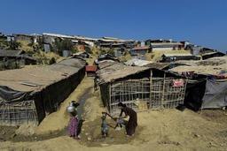 Les mauvais traitements infligés aux Rohingyas pourrait entraîner un conflit régional