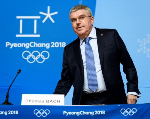 JO-2018: le CIO reste ferme à l'égard des Russes blanchis par le TAS