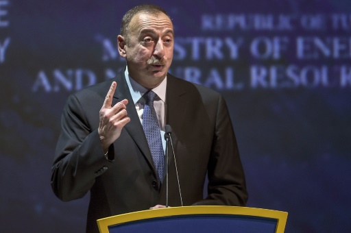 Azerbaïdjan: élection présidentielle anticipée le 11 avril