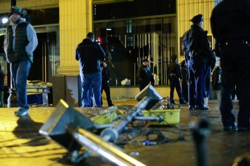 Scènes de violence à Philadelphie après la victoire au Super Bowl