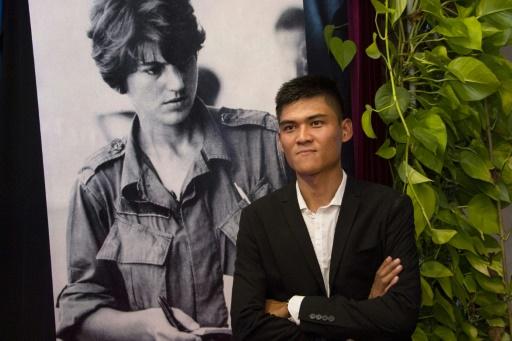 Le Prix Kate Webb de l'AFP remis à un journaliste birman
