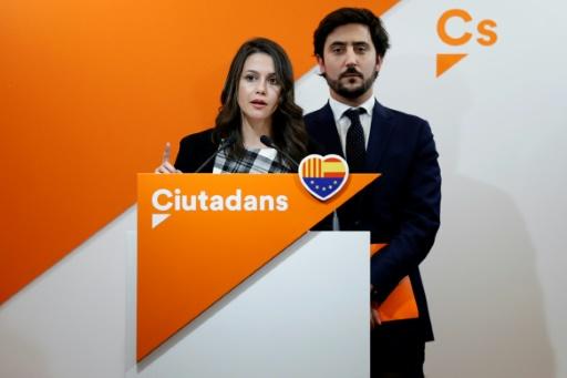 Espagne: percée de Ciudadanos dans les sondages