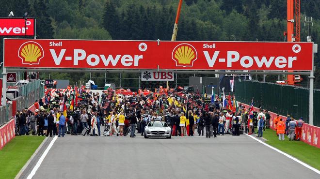 Pour remplacer les grid girls, la Formule 1 opte pour des Grid Kids